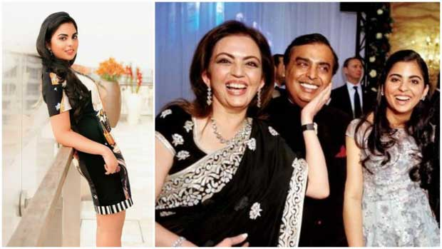 Mukesh AMBANI-FAMILY