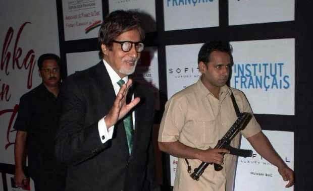 Bachchan-with-Bodyguard