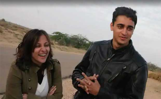 Imran-with-wife