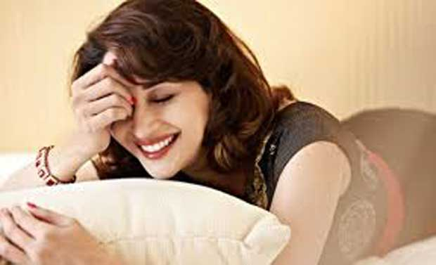 Madhuri-@Laughing