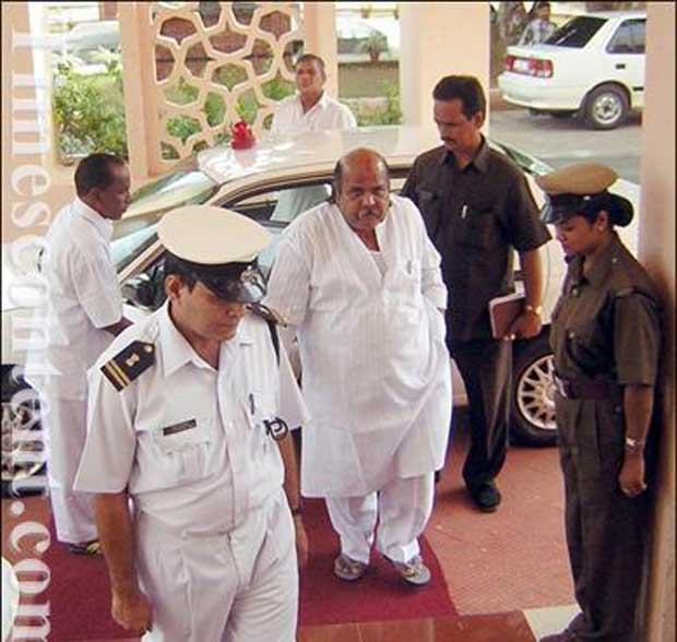 Maheswar Mohanty Speaker