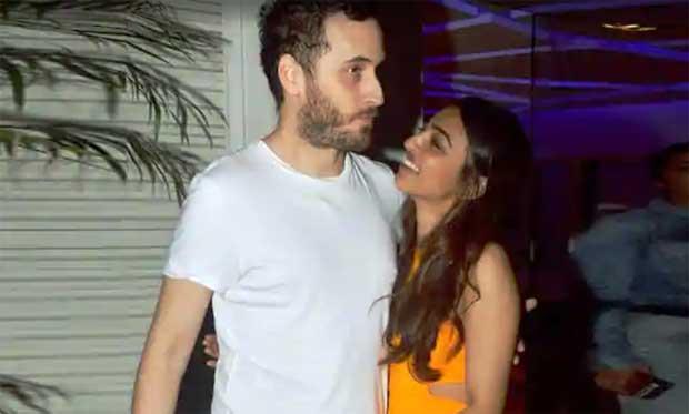 Radhika-with-Husband