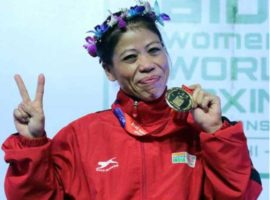 Mary-Kom-Gold