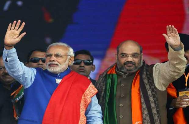 Narendra Modi-Shah