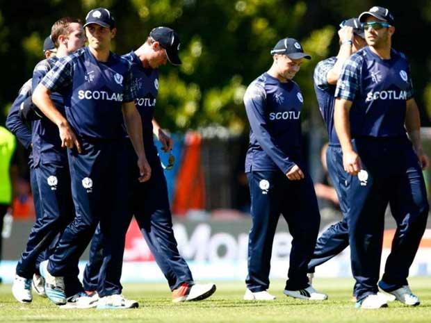 Scotland CricketTeam