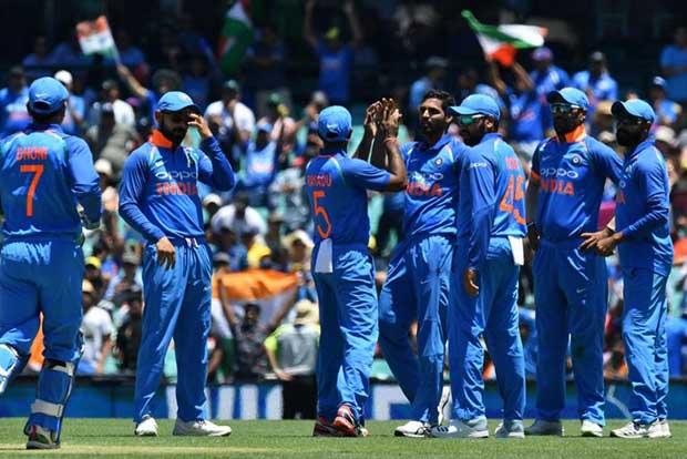 India-Fielding