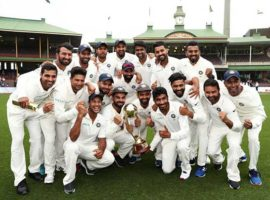 India-Won-Series